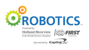 Robotics Capital One Logo