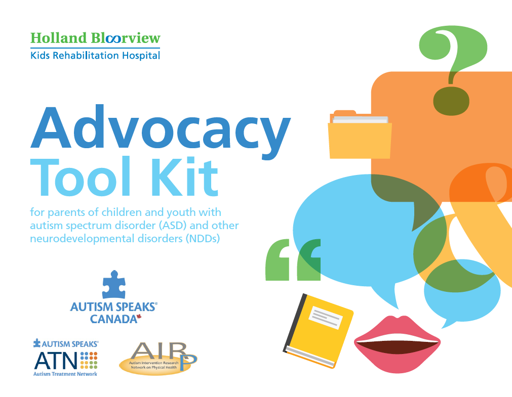 Cover of The Advocacy Tool Kit