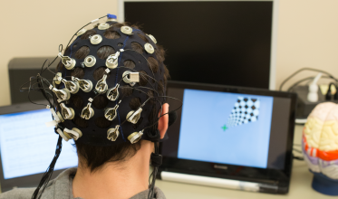 Translating brain activity to speech