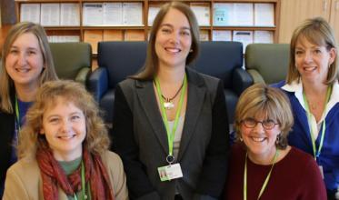 Group photo of the Teaching and Learning leadership team