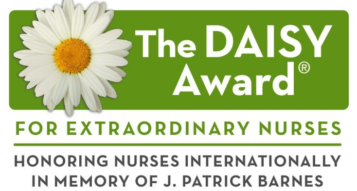 The daisy award logo
