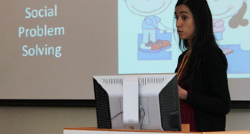 Dr. Sabrina Agnihotri discusses how social problem solving skills can be underdeveloped in children with FASD.