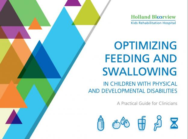 Feeding and swallowing handbook cover