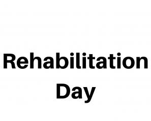 Rehabilitation Day