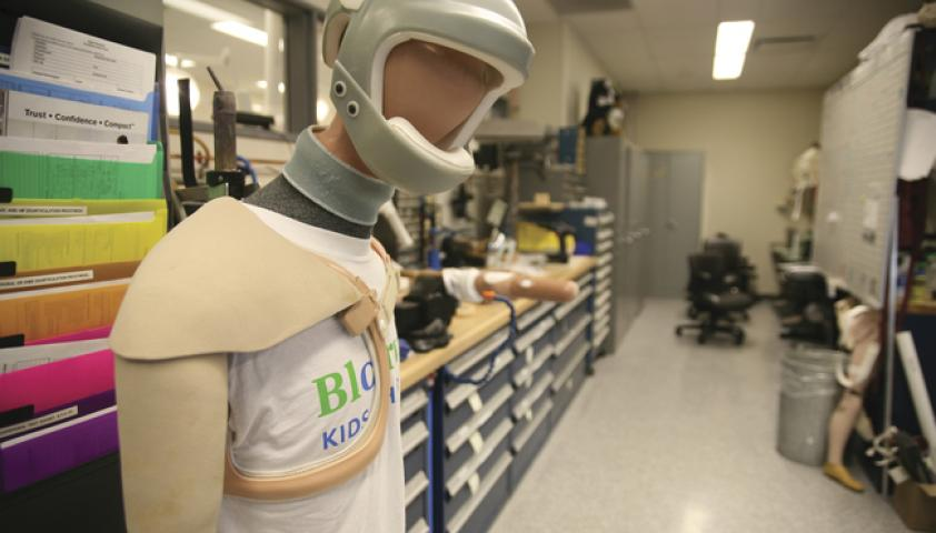 Prosthetic services provide custom-fitted devices and innovative solutions