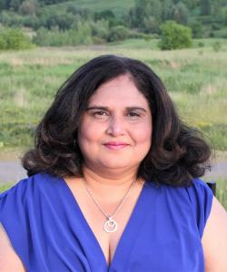 Meenu Sikand, executive lead on equity, diversity and inclusion at Holland Bloorview