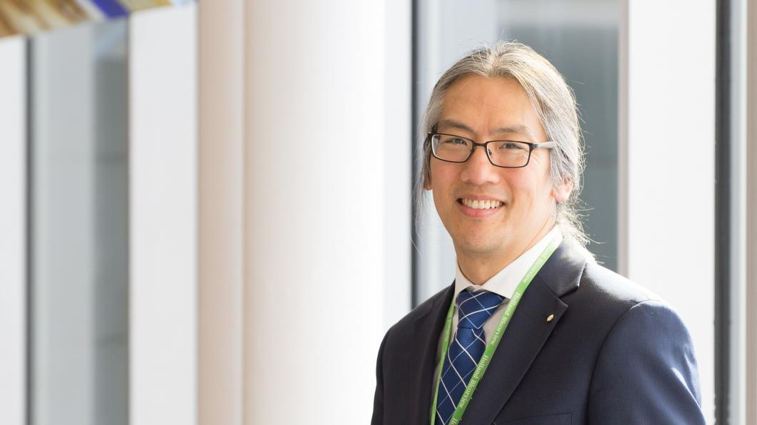Dr. Tom Chau, vice president of research, Holland Bloorview