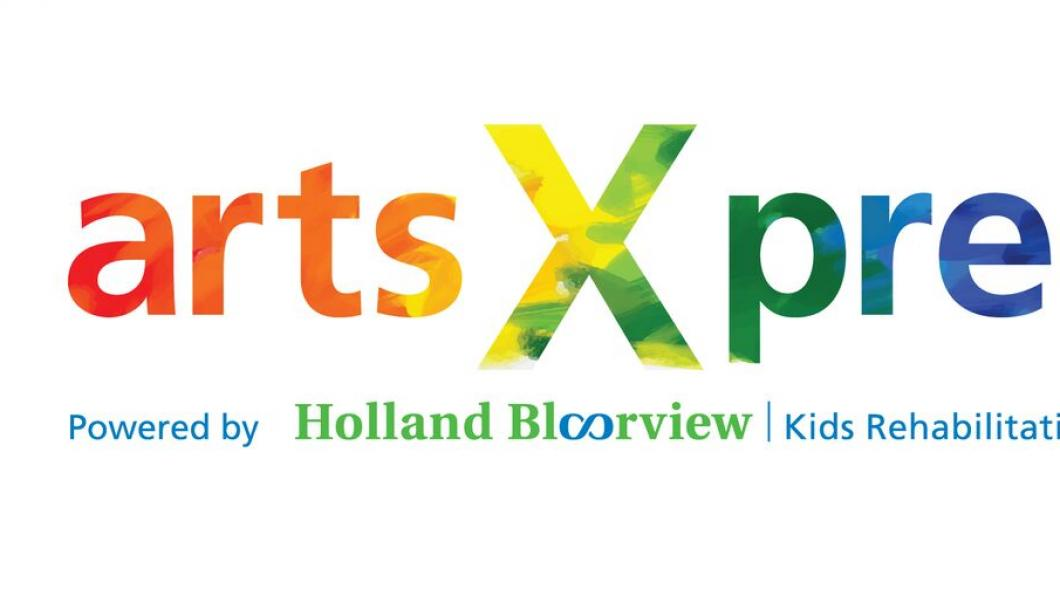 Holland Bloorview's artsXpress+ program available at the Miles Nadal Jewish Community Centre. Register for arts programming by October 17.