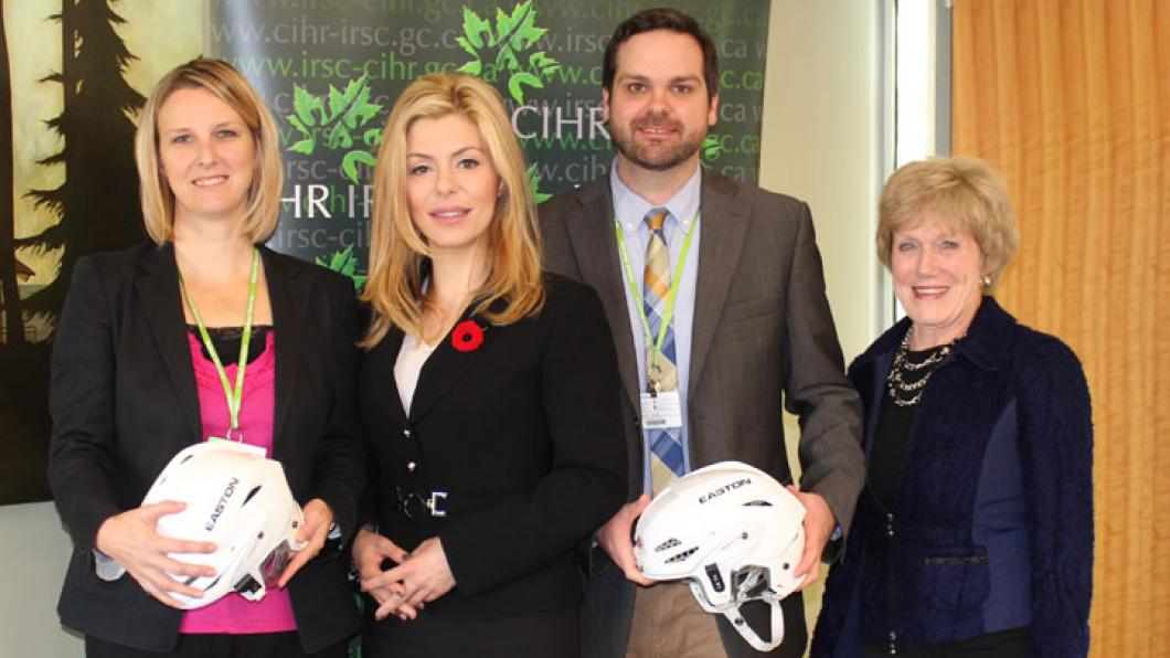 Concussion Research Centre — interviews and information