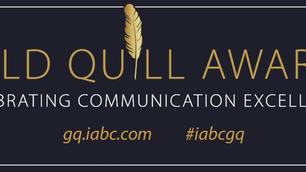Holland Bloorview awarded Gold Quill for Dear Everybody
