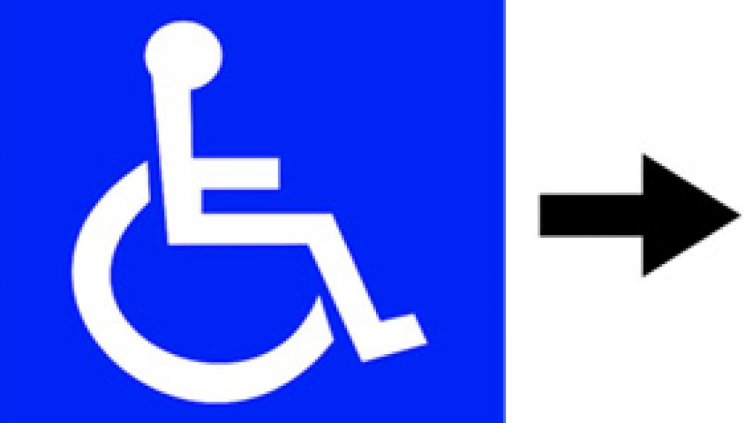 Holland Bloorview endorses grassroots campaign to update the accessibility symbol in Ontario