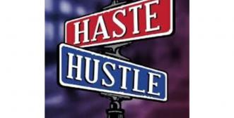 Haste and Hustle logo